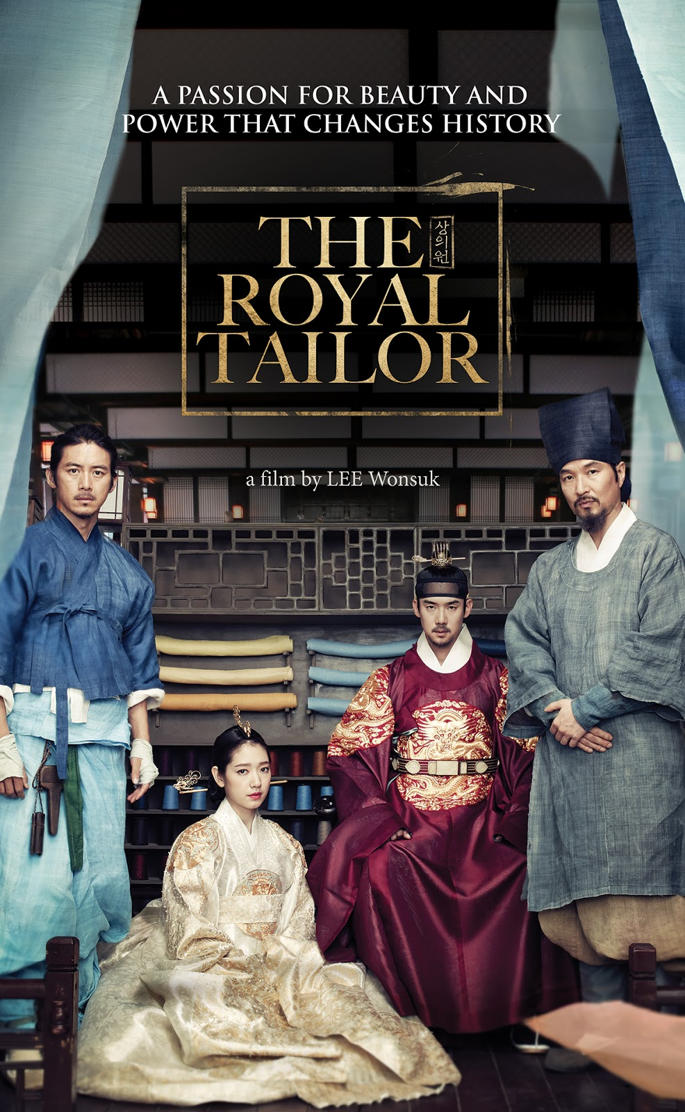 Thợ May Hoàng Gia - The Royal Tailor
