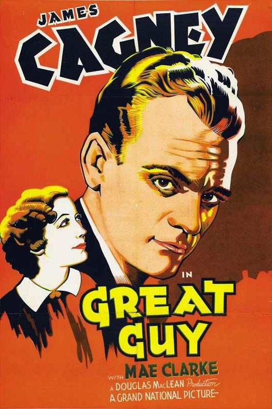 Cover, carátula, dvd: El gran tipo | 1936 | Great Guy