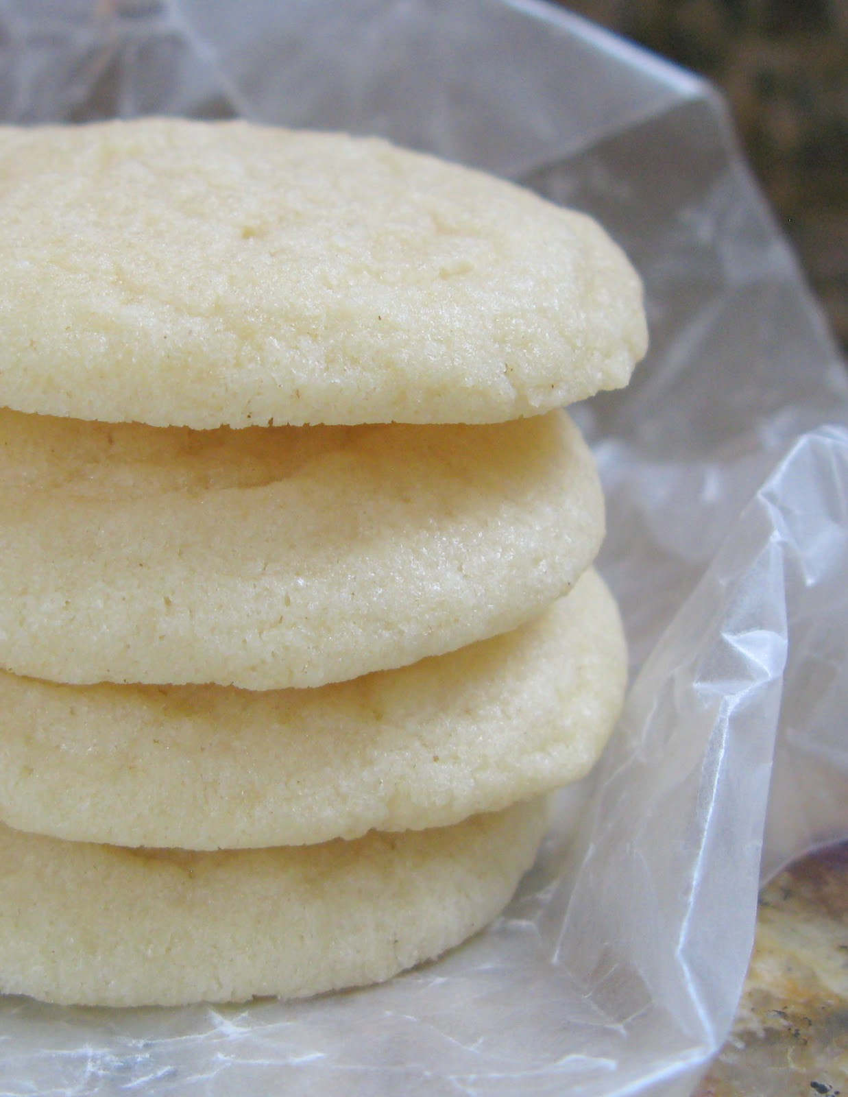 Dropped sugar cookie recipes