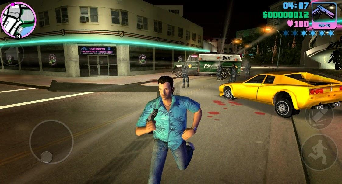 GTA Vice City Free Download - getintopc.com