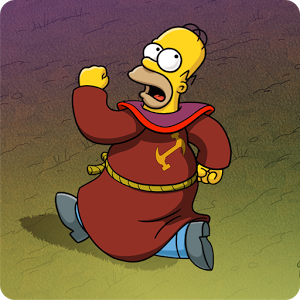 The Simpsons Tapped Out Donuts