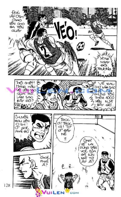Jindodinho - Đường Dẫn Đến Khung Thành III  Tập 6 page 127 Congtruyen24h