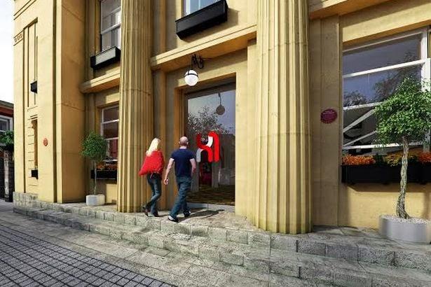 x1 town hall 曼徹斯特市政廳