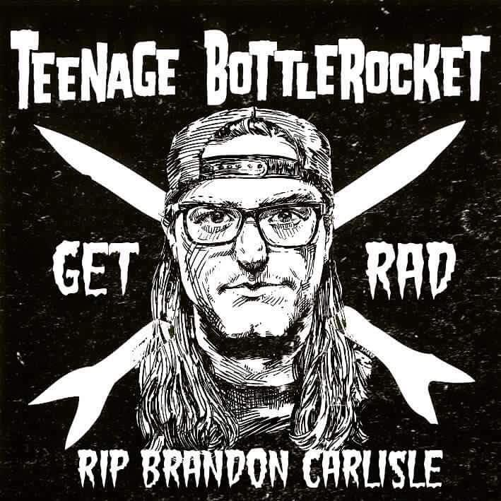 Rest in Punkrock Brandon