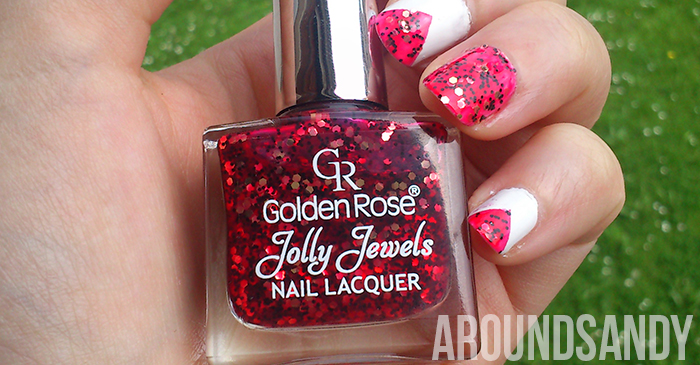 116 Golden Rose Jolly jewels nail polish