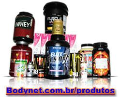 Comprar suplementos na Loja Bodynet