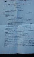 Subiecte educatoare suplinire - Calarasi august 2015