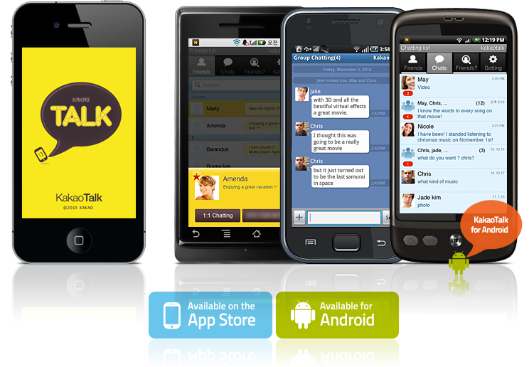 Download Kakao Talk Apk Android