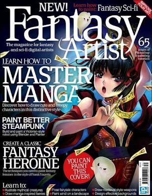 Fantasy Artist - Issue 39 [2012]