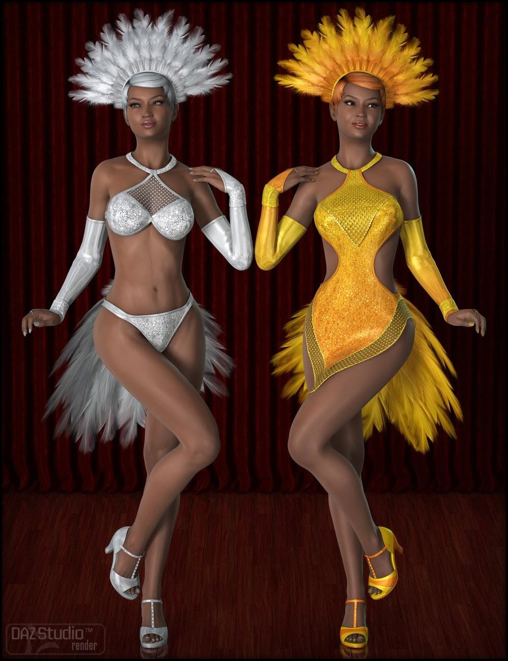 Serena Show Girl pour Genesis 2 Femme