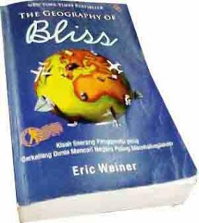 Resensi Buku: The Geography of BLISS