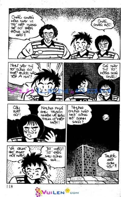 Jindodinho - Đường Dẫn Đến Khung Thành III  Tập 46 page 118 Congtruyen24h