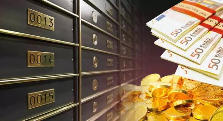 «Κυνήγι» στις καταθέσεις και τα εμβάσματα των Ελλήνων φορολογουμένων από το 2002