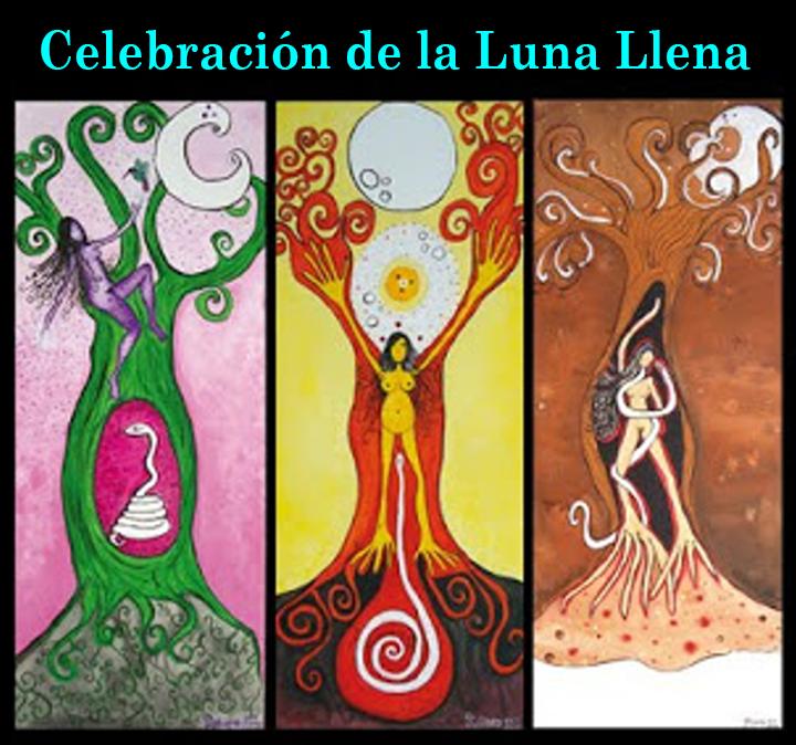 Celebración Luna LLena