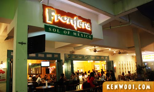 frontera sol of mexico jaya one