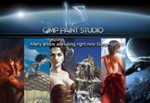 Gimp Paint Studio 1.5 Final Release Available