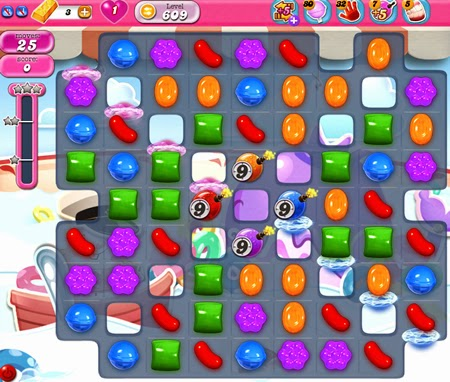 Candy Crush Saga 609