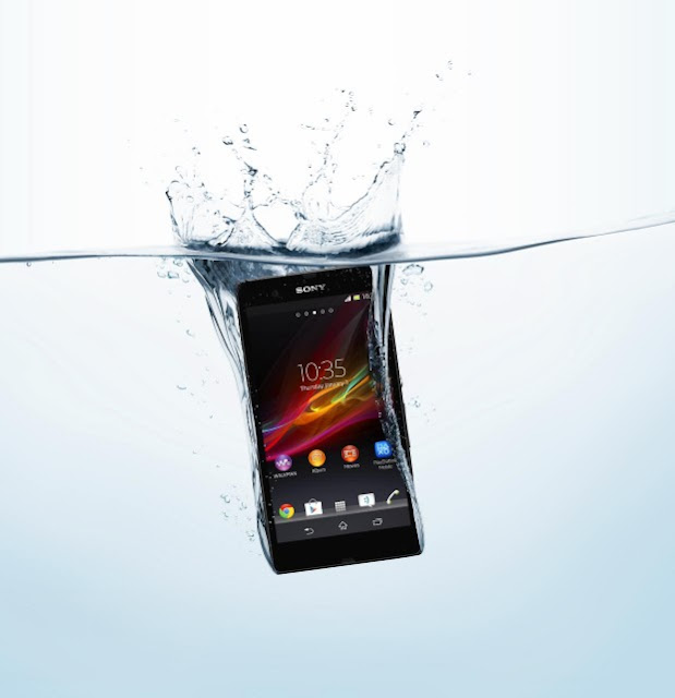 The highest level of water resistance in a smartphone