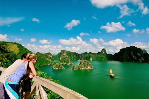 Sightseeing - Indochina Sails