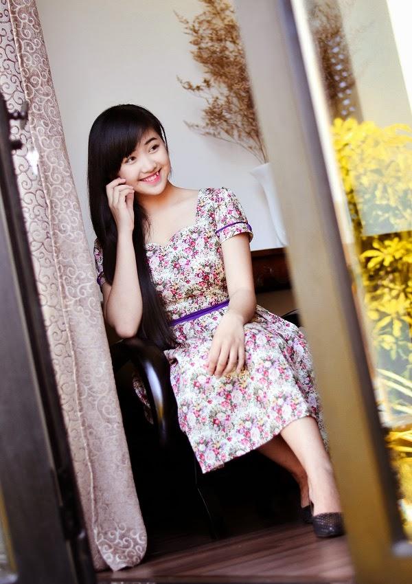 ẢNH ĐẸP   ANH DEP: Hot Girl Đà Nẵng Ngày càng nữ tính quyến rũ