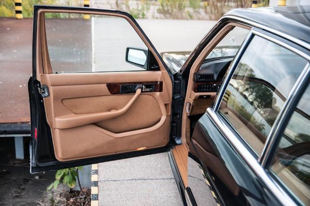 w126 doors