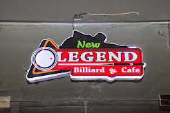 New Legend Billiard & Cafe di Jamtos Jambi