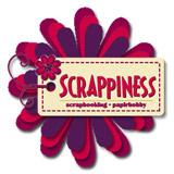 Jeg vant hos Scrappiness !!!