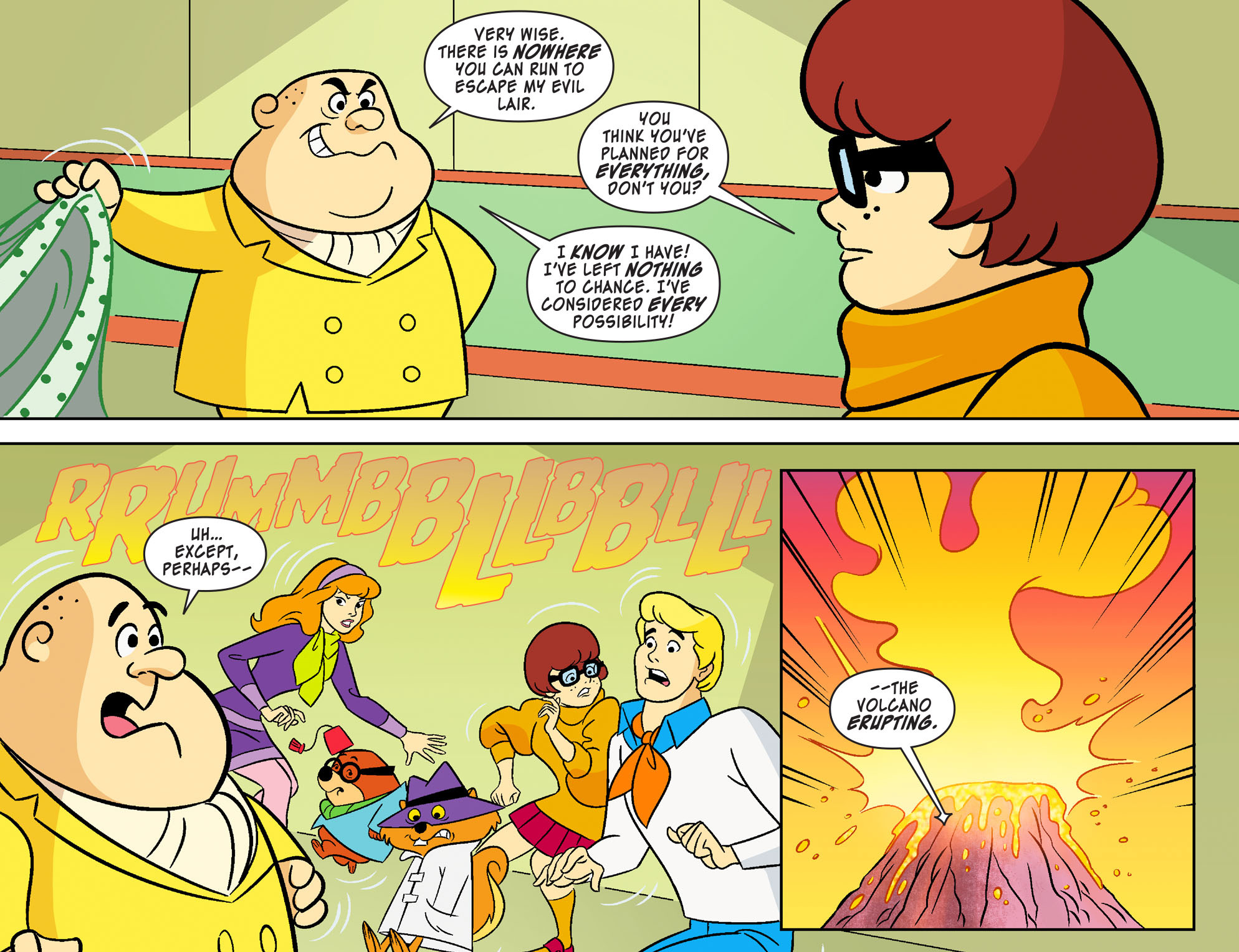 Read online Scooby-Doo! Team-Up comic -  Issue #22 - 16