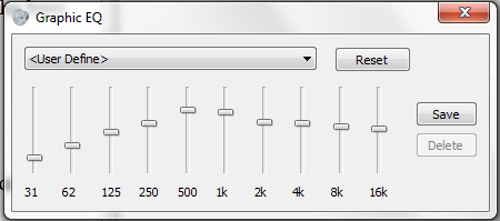 Download equalizer + mp3 player volume 116 for android