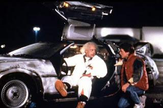 De Volta Para o Futuro - DeLorean DMC-12