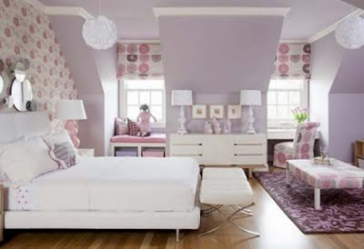 Modelos de Dormitorios o Habitaciones para Chicas Jvenes y Lindas