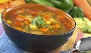 Estofado de verduras para bajar de peso