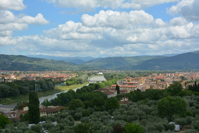 Piazzale Michelangelo Florence Tuscan Views