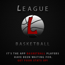 LEAGUE FOR BASKETBALL APP