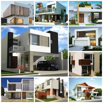 Apuntes revista digital de arquitectura fachadas for Fachadas de casas arquitectura moderna
