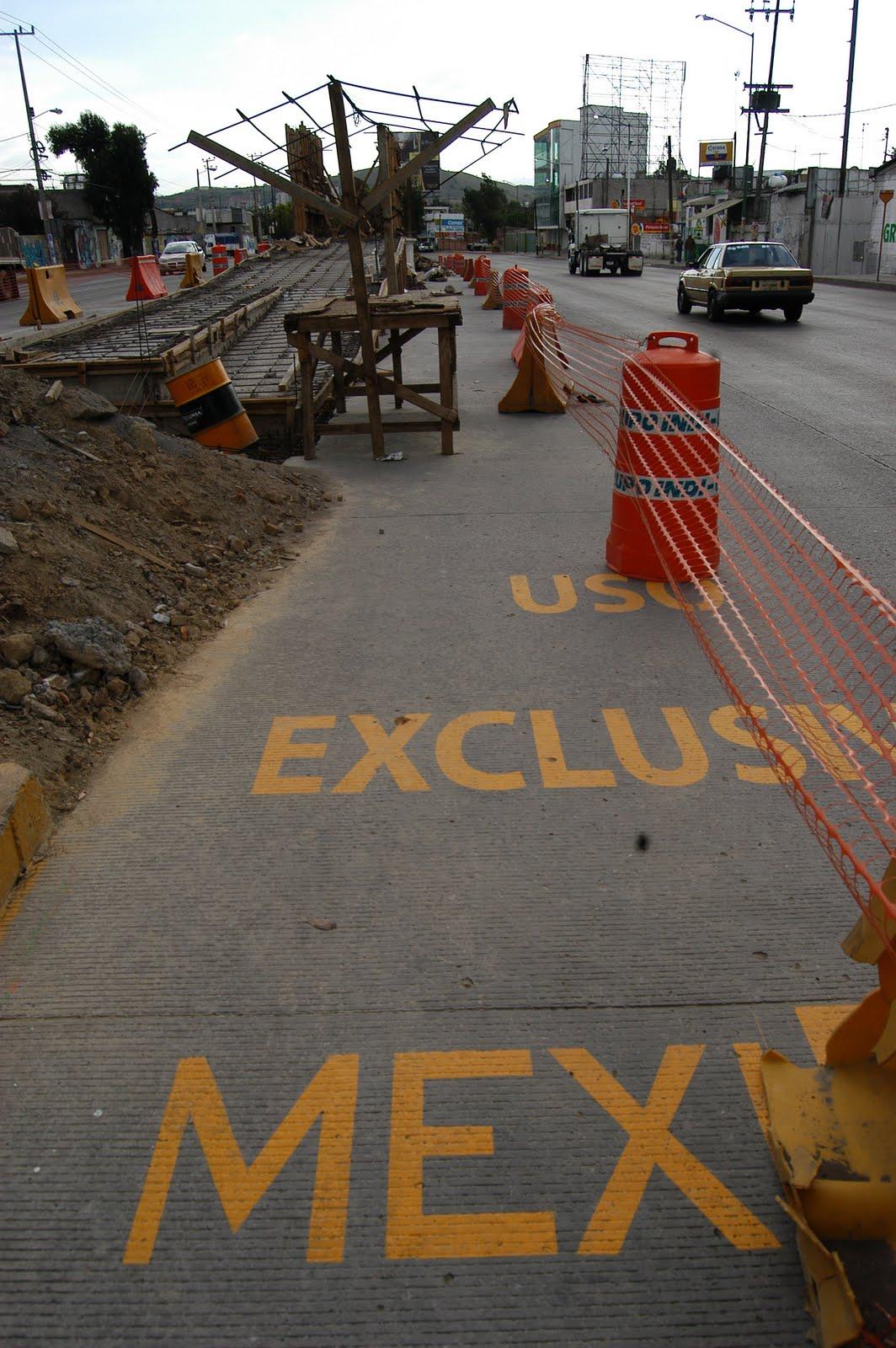 Se reanudan las obras de la linea dos del Mexibus en Tultitlán ...