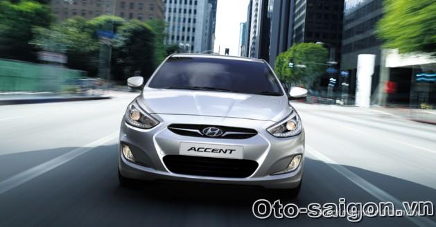 Xe Hyundai Accent Hatchback 5 cua 2014 2 Xe Hyundai Accent Hatchback 5 cửa 2014