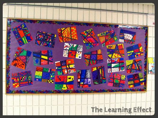 Line Art Grade 2 : Nd grade line art lessons elementary