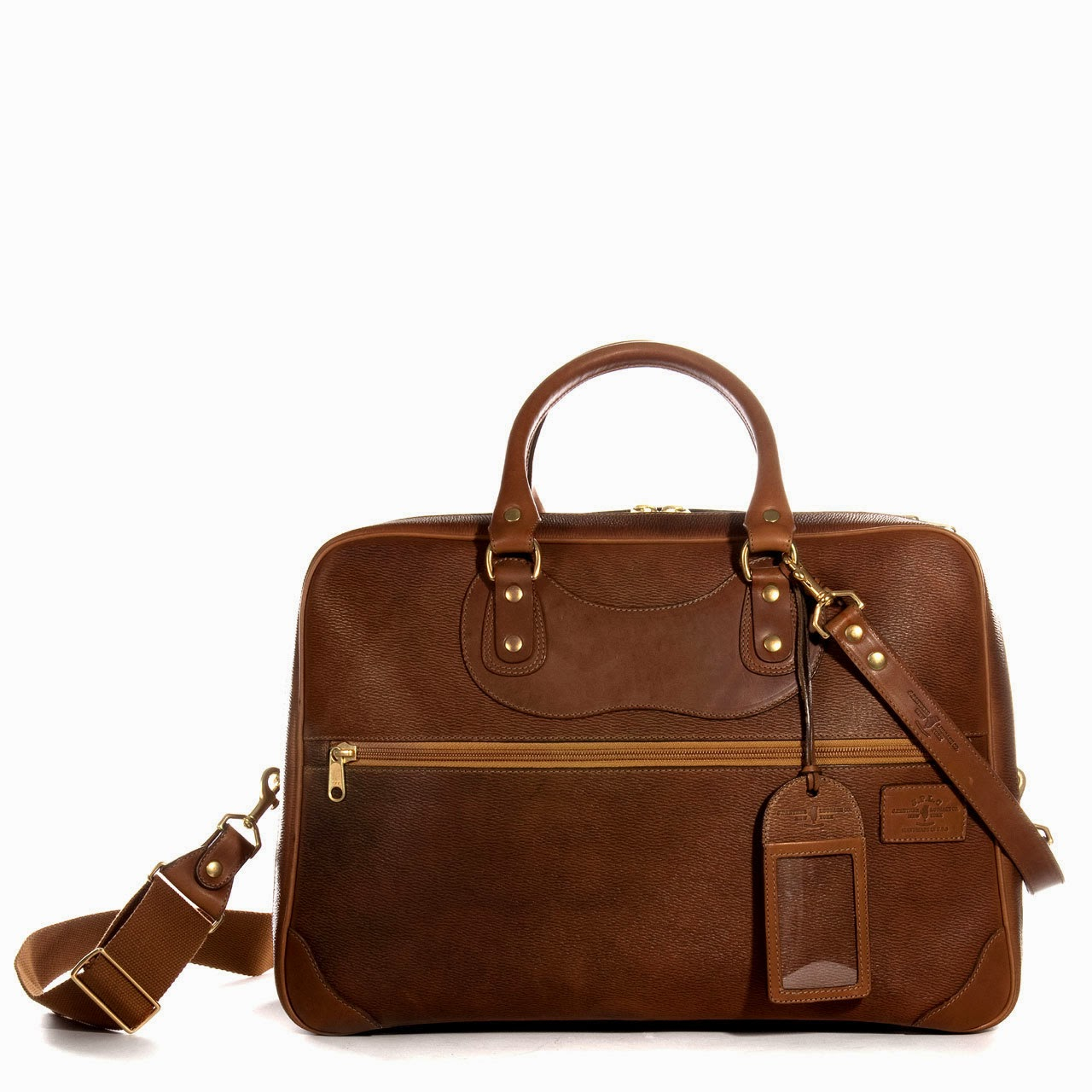 J. Panther Luggage Co.: The Perfect Weekender
