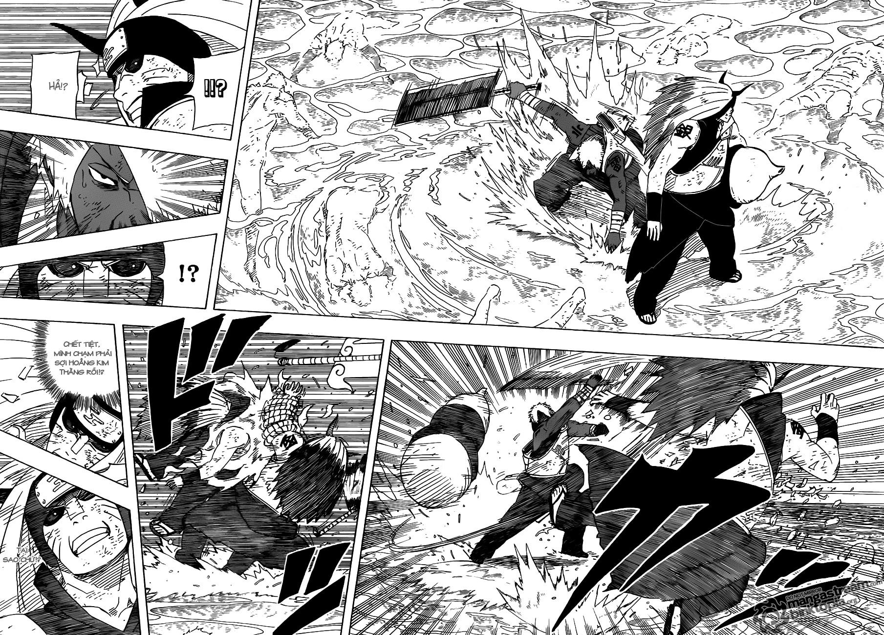 Naruto chap 528 Trang 8 - Mangak.info