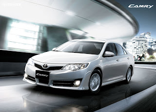 Toyota Announces 2013 Model Year Prices for Camry and Camry Hybrid