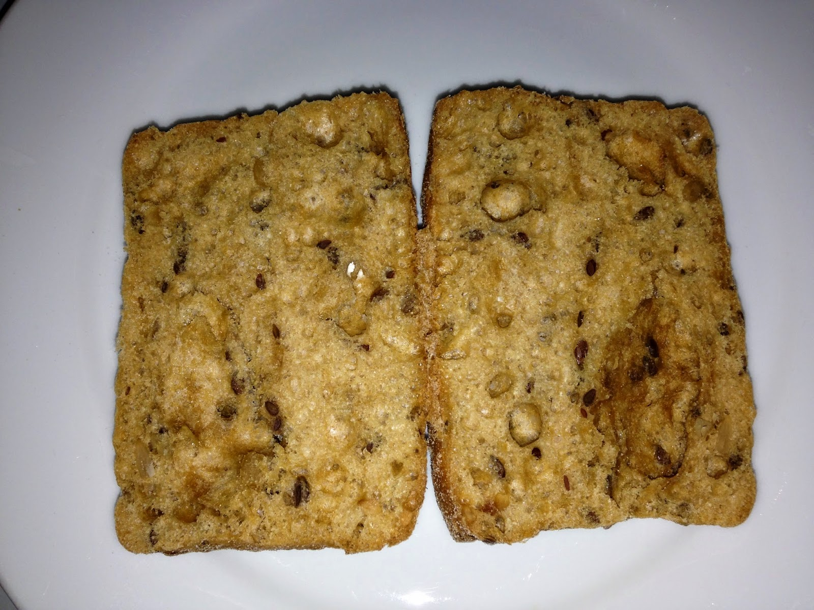 DS Gluten Free Ciabatta breakfast