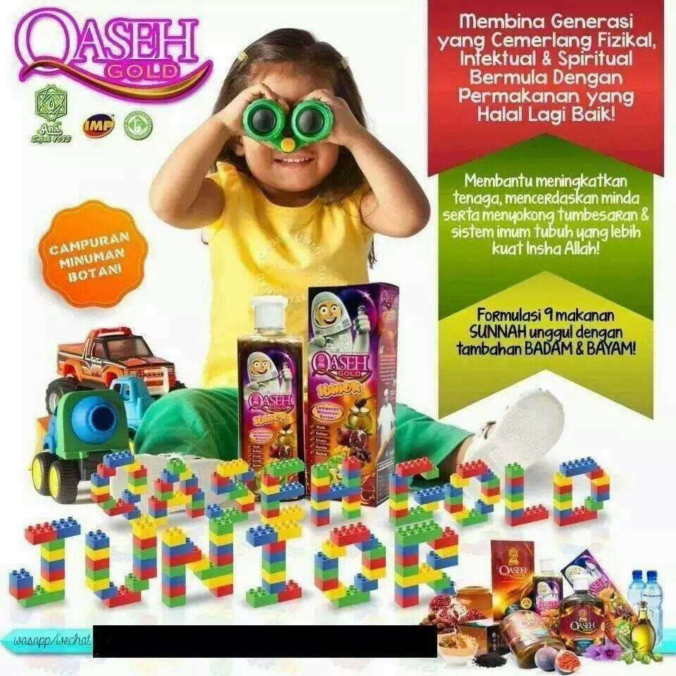 QASEH GOLD JUNIOR