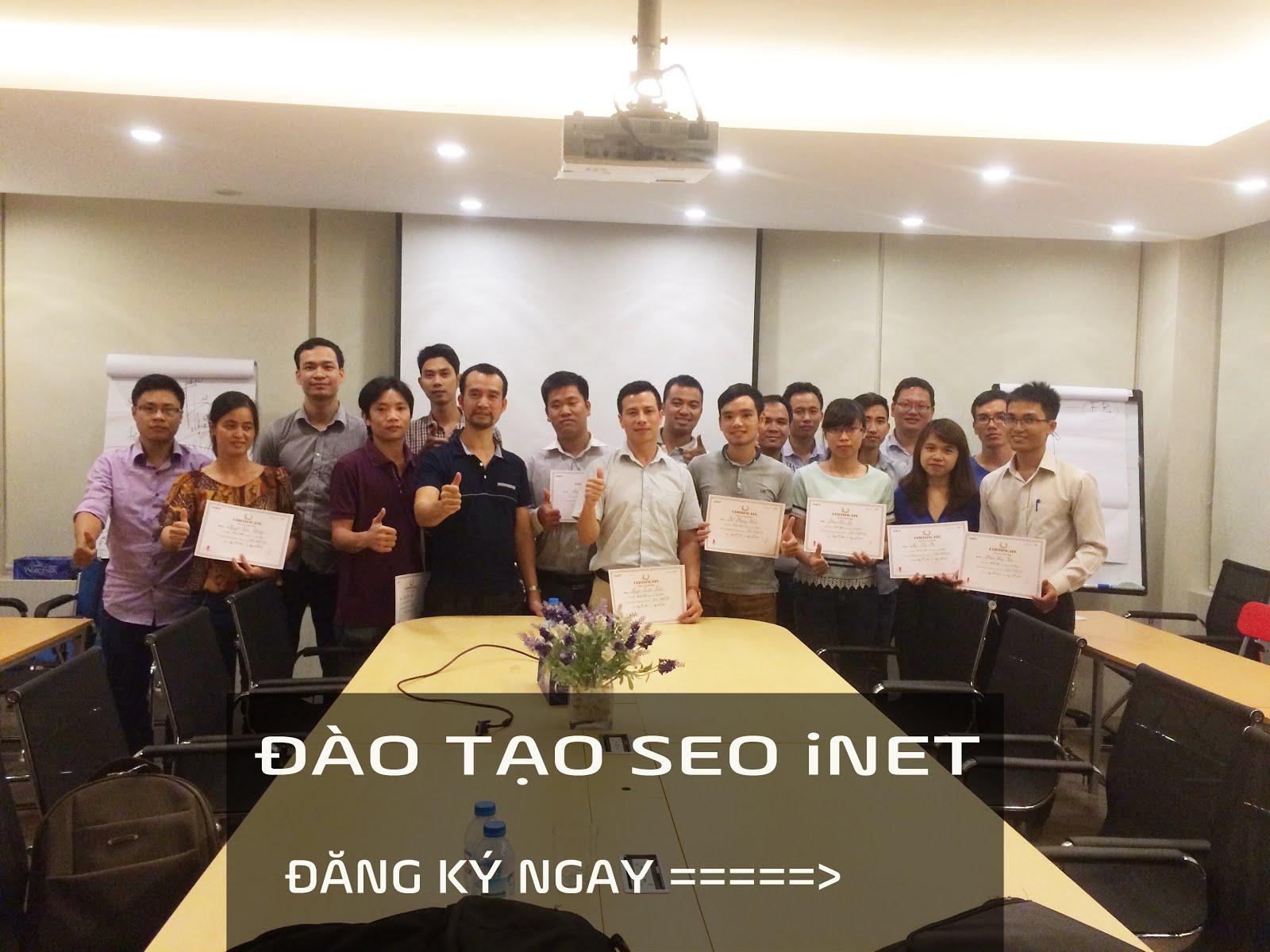 Đào tạo Seo iNET