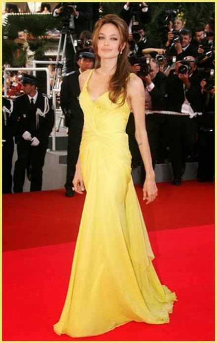 Angelina jolie red carpet dresses - photo#26