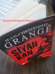 JEAN CHRİSTOPHE GRANGE - SİYAH KAN