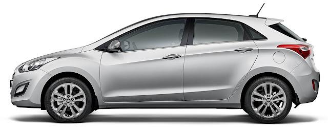 Novo Hyundai i30 2016