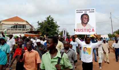 Guiné-Bissau: Partidos da oposição organizam nova manifestação contra primeiro-ministro