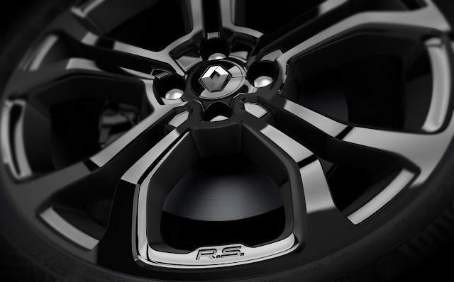Novo Renault Sandero RS 2.0 - rodas