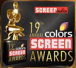 Colors Screen Awards 2013 WINNERS